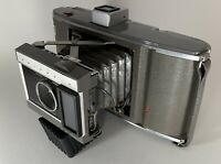Polaroid J66 Land Camera Vintage Instant Gray Large Untested Great for Display