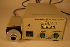 Storz Urban M517dp Microscope Video Keratometer Power Supply With M517a Camera