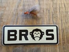 Howler Bros Logo Sticker