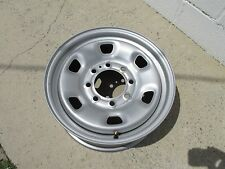 "DODGE 17'' 8 LUG ON 6.5"" STEEL WHEEL  (OEM)"