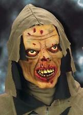Childrens Ghoul Mask Zombie Monster Halloween Fancy Dress
