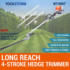 4-STROKE  Pole Hedge Trimmer Petrol Trimmer Brush Cutter Brushcutter Tree