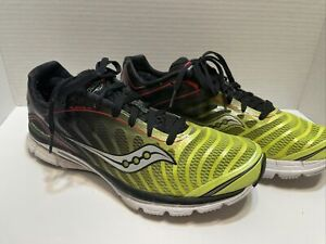 Shoes Men - Saucony Kinvara 3 Running Sneakers 20157-2 US Size 9.5 USED Joggers
