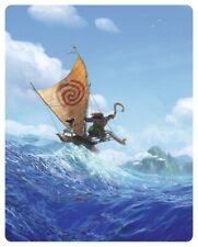 Ron Clements - Vaiana - Steelbook - 3D+2D - édition limitée