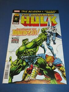 Incredible Hulk #449 True Believers Reprint 1st Thunderbolts NM Gem