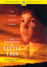 THE EDUCATION OF LITTLE TREE (DVD, 2002) - NEW RARE DVD