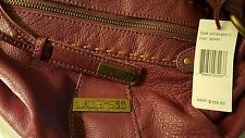 JOE'S JEANS BERRY SATCHEL WOMEN'S HANDBAG / PURSE BRAND NEW WITH TAGS $159.