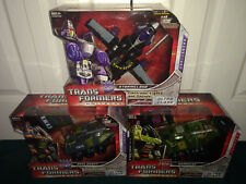 Onslaught Stormcloud Hardhead Ultra LOT Transformers Universe Hasbro ALL MISP!