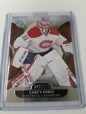 CAREY PRICE 2013/14 UD ULTIMATE COLLECTION #308/499 RARE
