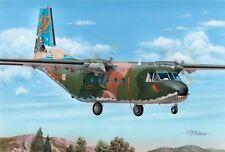 """Avion de transport CASA C-212-100 """"Tail Art"""" - KIT SPECIAL HOBBY 1/72 n° 72376"""