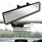 Universal Flat 270mm Wide Broadway Clear Interior Clip On Rear View Mirror