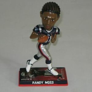 Forever Collectibles NFL 8 in. Photo Base Bobber - Randy Moss