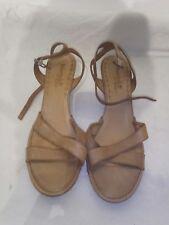 Timberland Ladies Wedge Heel Sandals Uk 6 V.g.c  Ref Ap01