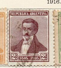 Argentine Republic 1916 Independence Issue Fine Used 2c. 139673