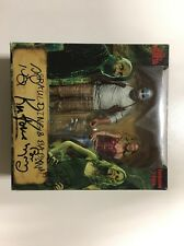 The Devil's Rejects Exclusive 2 Pack Autographed By Spaulding & Baby