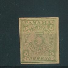 Panama CANAL local post 1883, Lesseps, French Interoceanique service du Canal