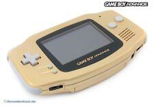 Nintendo GameBoy Advance - Konsole #Gold / Zelda-Look SELTEN!