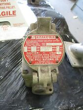 STRATE LINE ERRA-23032, 30A 3 POLE 120/240V  XPROOF PIN & SLEEVE RECEPTACLE