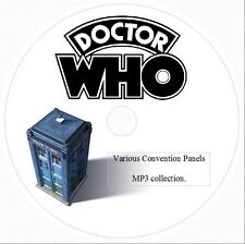 Doctor Who 1983 Spirit of Light Conv - panel audio recordings and more on CD