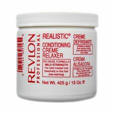 STIRAGGIO PER CAPELLI HAIR RELAXER REVLON CONDITIONING CREME RELAXER 425 G 15 OZ
