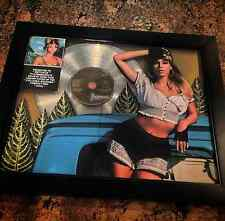 Beyonce B'Day Platinum Record Disc Album Music Award Mtv Grammy Jay Z Riaa