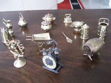 Für Sammler!!!  17 Kleine Setzkasten Miniaturen,