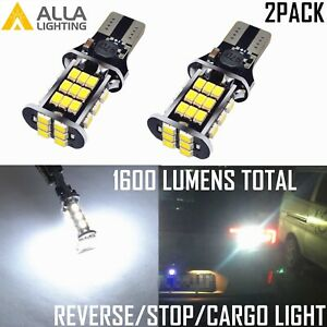 Alla Lighting LED White 904 Map Light Bulb|Courtesy Light Bulb|Over Head Light