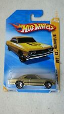 "Hot Wheels- 2010 HW Premiere, Gold 1967 CHEVELLE ""SS"" 396 #51...MONMC"
