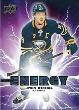 Jack Eichel #PE-3 - 2019-20 Series 1 - Pure Energy