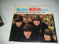 The Early Beatles Capitol 1965 VG+/EX ST2309 Stereo