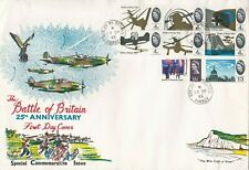 More details for 13/9/1965 gb uk fdc - battle of britain - the raf and white cliffs - horley cds