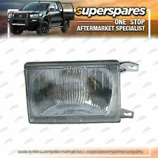 Superspares Right Hand Side Headlight for Ford Laser KB 03/1983-09/1985