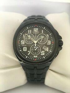 Citizen Men's Eco Drive Calendar Chronograph Bracelet 100 MT H500-S050685 Watch