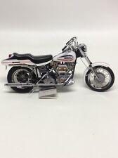 franklin mint 1:10 Harley Davidson 1971 FX Super Glide