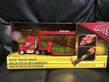 BNIB Disney Cars 3 Race Track Mack