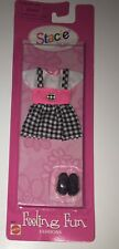 1998 Stacie Little Sister of Barbie Feeling Fun Fashions 68697 Outfit New!