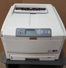 OKI C830DN C830 A3 A4 Colour Duplex USB Network LED Laser Printer + Warranty
