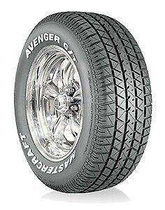 1 New P235/60R15 Mastercraft Avenger G/T Tire 235 60 15 2356015