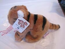 """NEW IN BAG with TAG!! - WWF ASIAN TIGER - GUND 7"""" Plush - NEVER USED!!"""