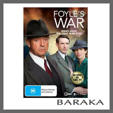 Foyle's Foyles War: the complete Eighth Season 8 DVD R4 New & Sealed 3 Discs