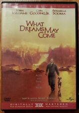 What Dreams May Come used Dvd Special Edition Robin Williams, Cuba Gooding Jr.