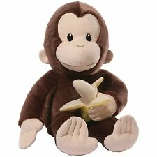 """Curious George 75th Anniversary Limited Edition  20"""" Plush Doll"""
