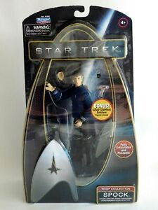Figurine Playmates Toys Star Trek Warp Collection Spock
