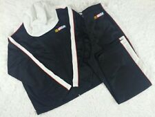 NASCAR Jerry Leigh Women's Jacket (Medium) And Pants (Large)