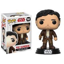 Funko Pop! Vinilo Star Wars: The Last Jedi - Poe Dameron Coleccionable