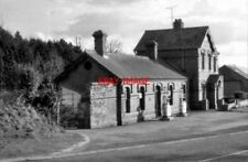 PHOTO  1979 IRELAND TULLYMURRY STATION. AT THE TIME THE PHOTO WAS MADE THE STATI