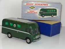 Dinky 967 BBC TV MOBILE CONTROL ROOM