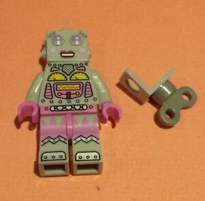 LEGO 71002 Minifigures Series 11 Female Robot Minifigure Mint Re-pack New