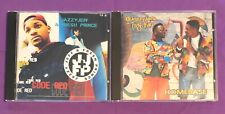 2 DJ Jazzy Jeff & The Fresh Prince CDs Homebase Code Red Free Shipping