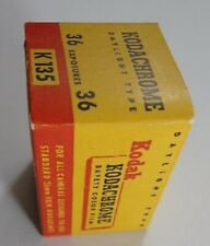 Vintage Kodak Kodachrome K135 35mm (exp 1956) Daylight 36 EXP Sealed in Box